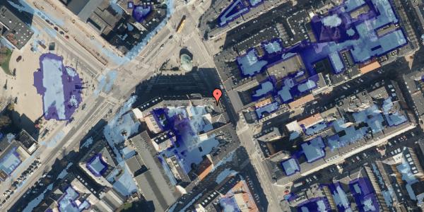 Ekstrem regn på Østerbrogade 29, 2100 København Ø