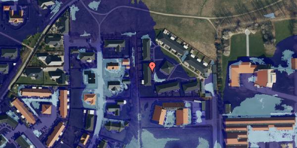 Ekstrem regn på Frødalen 24, 2630 Taastrup