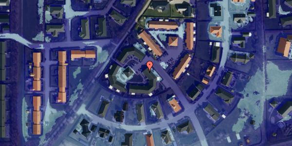 Ekstrem regn på Frøvænget 1, 2630 Taastrup