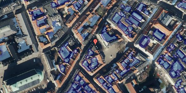 Ekstrem regn på Kejsergade 1, 1155 København K