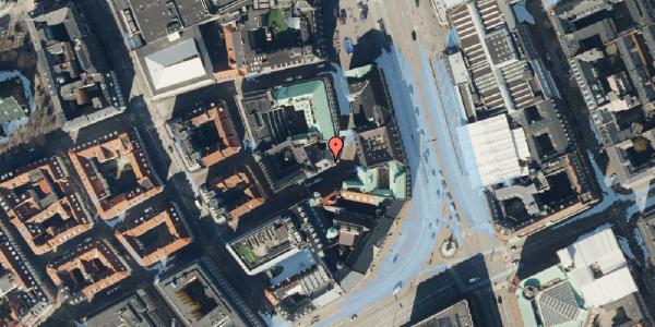 Ekstrem regn på Laksegade 6, 1. , 1063 København K