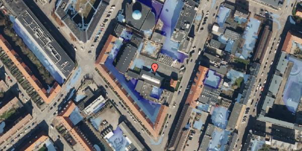 Ekstrem regn på Hejrevej 34B, 2400 København NV