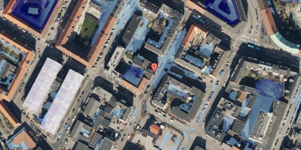 Ekstrem regn på Tranevej 6B, 2. mf, 2400 København NV