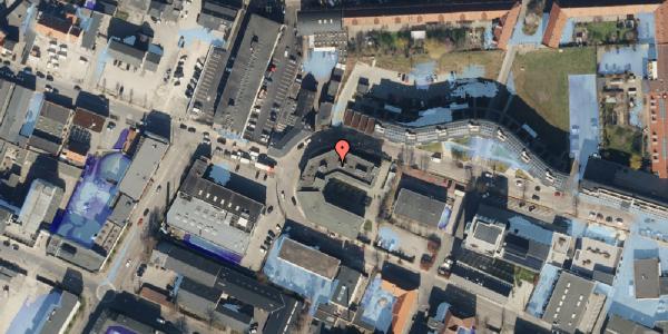 Ekstrem regn på Dortheavej 13, st. , 2400 København NV