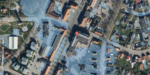 Ekstrem regn på Taastrup Hovedgade 111A, 3. 4, 2630 Taastrup