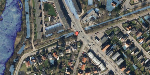 Ekstrem regn på Dunhammervej 2, 2400 København NV