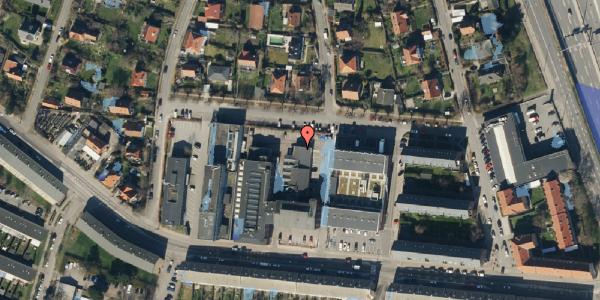 Ekstrem regn på Emdrupvej 26G, 2100 København Ø