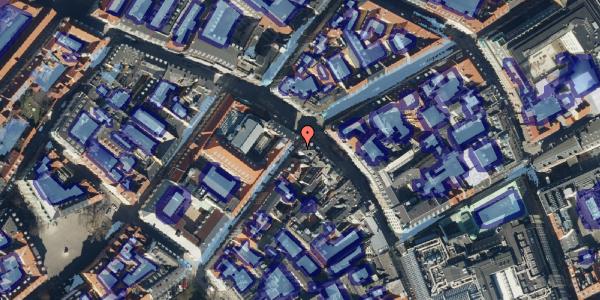 Ekstrem regn på Valkendorfsgade 1, 1. th, 1151 København K