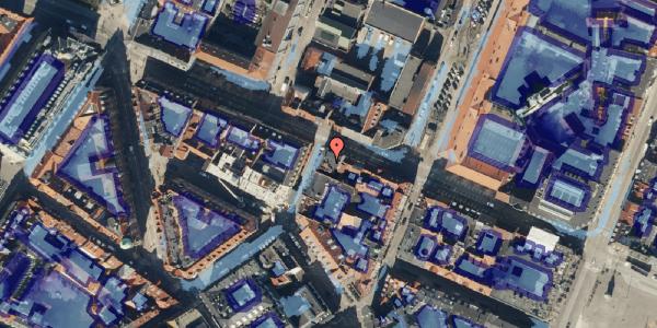 Ekstrem regn på Store Regnegade 28, 1110 København K