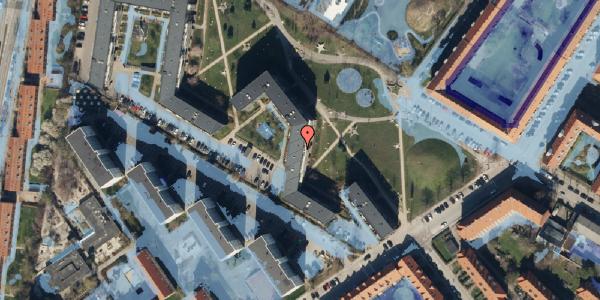 Ekstrem regn på Gråspurvevej 61, st. , 2400 København NV