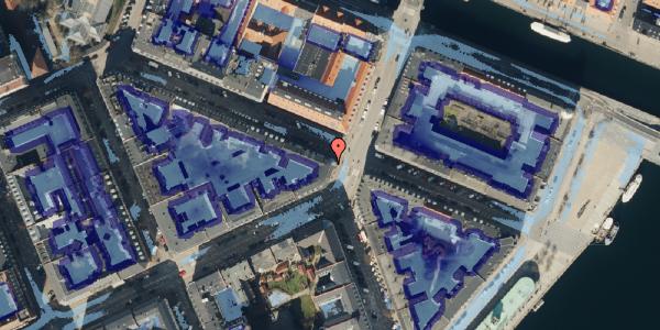 Ekstrem regn på Holbergsgade 19D, st. , 1057 København K