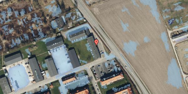 Ekstrem regn på Filmbyen 2F, 2650 Hvidovre