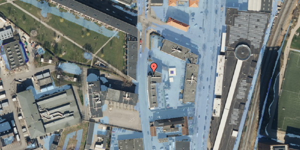 Ekstrem regn på Rebslagervej 10, st. 13, 2400 København NV
