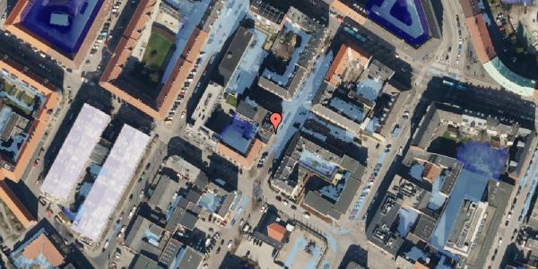 Ekstrem regn på Tranevej 6B, 1. mf, 2400 København NV