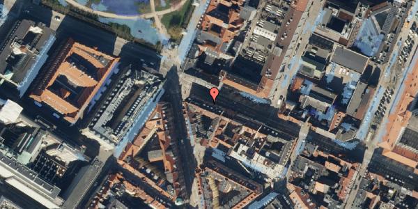 Ekstrem regn på Gothersgade 45, 4. , 1123 København K