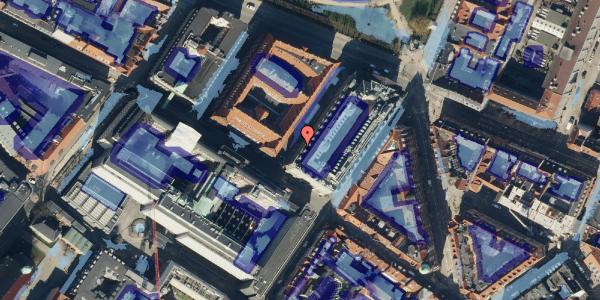 Ekstrem regn på Sjæleboderne 2, 3. th, 1122 København K