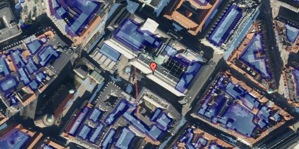 Ekstrem regn på Pilestræde 58, st. , 1112 København K