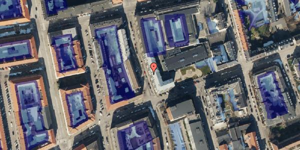 Ekstrem regn på Drejøgade 36, 1. tv, 2100 København Ø