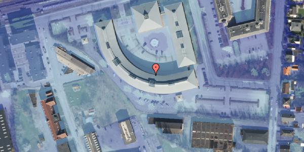 Ekstrem regn på Stationsparken 31, 2600 Glostrup