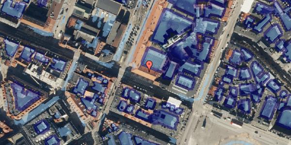 Ekstrem regn på Gothersgade 12, st. th, 1123 København K