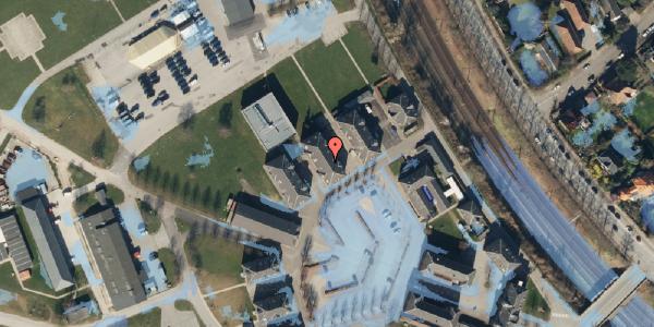 Ekstrem regn på Svanemøllens Kaserne 40, 2100 København Ø