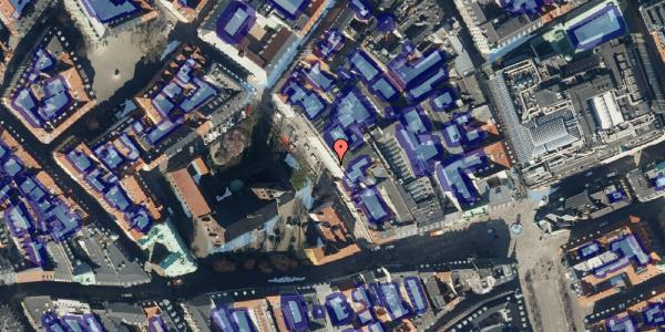 Ekstrem regn på Niels Hemmingsens Gade 8, 1153 København K