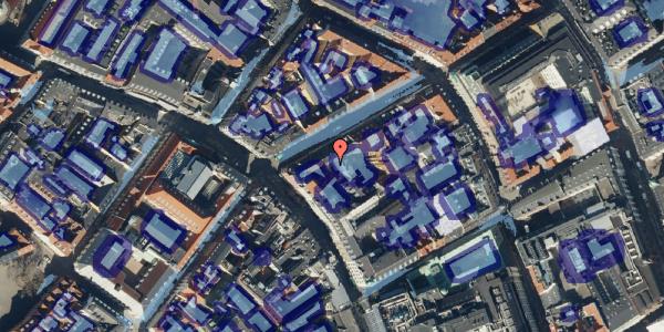 Ekstrem regn på Kronprinsensgade 6C, 3. , 1114 København K