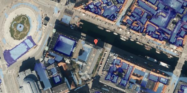 Ekstrem regn på Nyhavn 2, st. , 1051 København K