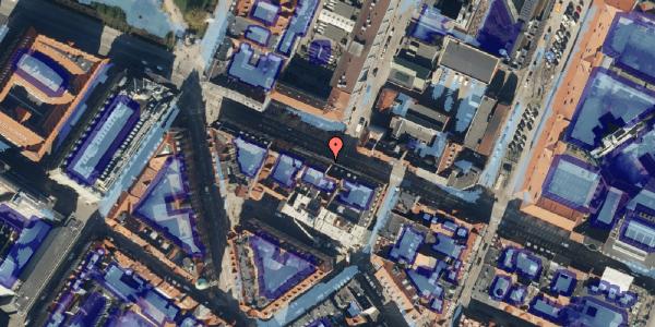 Ekstrem regn på Gothersgade 37, 4. , 1123 København K