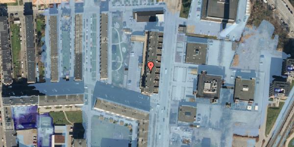 Ekstrem regn på Bisiddervej 33, 3. th, 2400 København NV