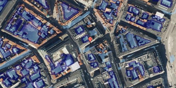 Ekstrem regn på Grønnegade 1, 2. , 1107 København K