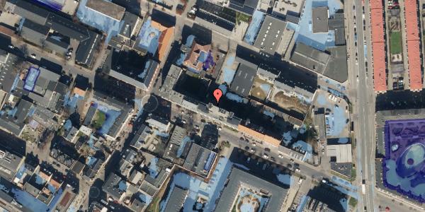 Ekstrem regn på Rentemestervej 42B, 1. 1, 2400 København NV