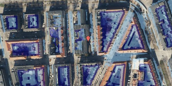 Ekstrem regn på Svendborggade 1, 1. 106, 2100 København Ø