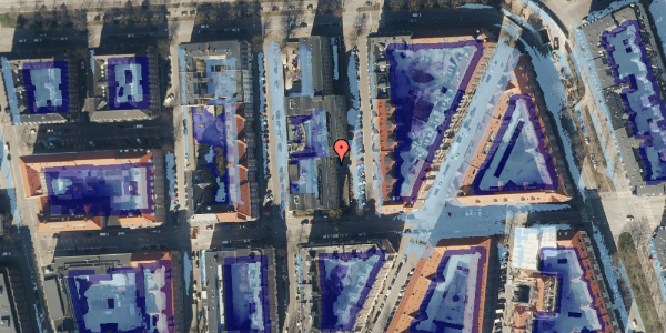 Ekstrem regn på Svendborggade 1, 5. 517, 2100 København Ø
