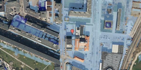 Ekstrem regn på Bygmestervej 55, 1. , 2400 København NV