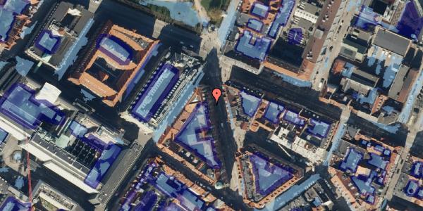 Ekstrem regn på Christian IX's Gade 7, 1. , 1111 København K
