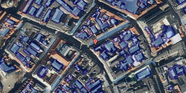 Ekstrem regn på Kronprinsensgade 2, 1114 København K