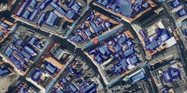 Ekstrem regn på Kronprinsensgade 4, 1. , 1114 København K