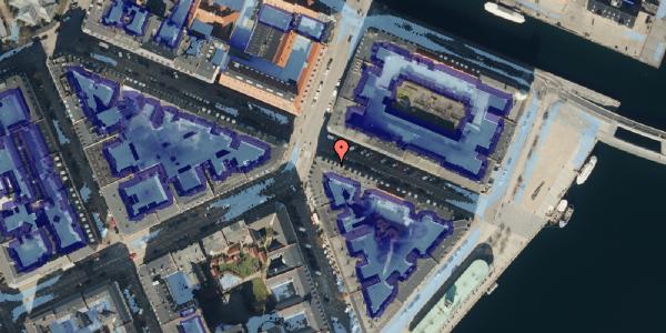 Ekstrem regn på Herluf Trolles Gade 20, 1052 København K