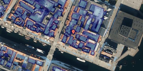 Ekstrem regn på Nyhavn 53D, st. tv, 1051 København K