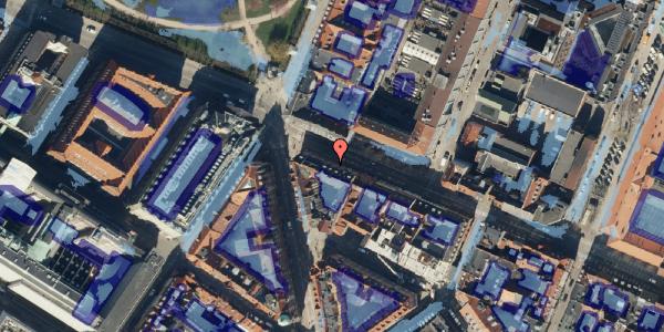 Ekstrem regn på Gothersgade 45, 5. , 1123 København K