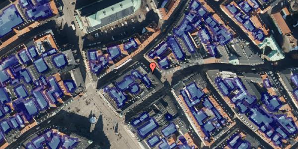 Ekstrem regn på Skoubogade 3, 4. , 1158 København K