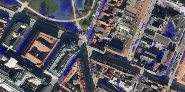 Ekstrem regn på Gothersgade 58, st. th, 1123 København K