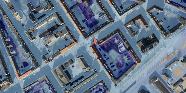 Ekstrem regn på Istedgade 31, 1650 København V