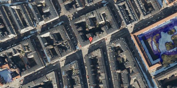 Ekstrem regn på Classensgade 35B, 2100 København Ø