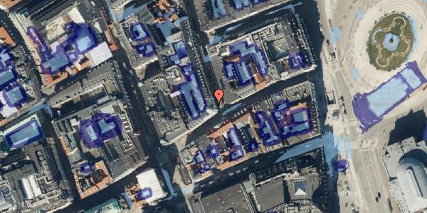 Ekstrem regn på Ny Østergade 1, 3. , 1101 København K
