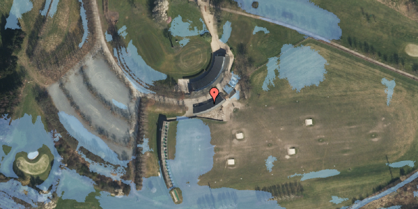 Ekstrem regn på Golfsvinget 6, 2625 Vallensbæk