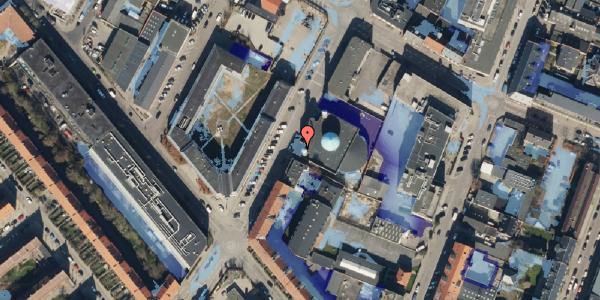 Ekstrem regn på Vibevej 27, 1. tv, 2400 København NV