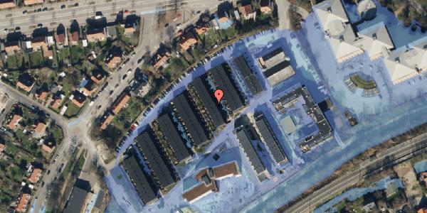 Ekstrem regn på Jordbærvej 51, 2400 København NV