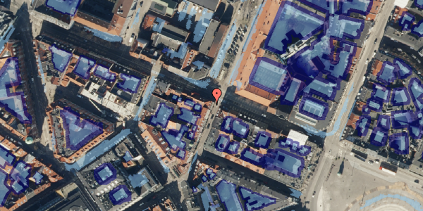 Ekstrem regn på Gothersgade 21A, 2. , 1123 København K